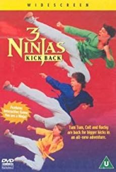 3 Ninjas Kick Back นินจิ๋ว นินจา นินแจ๋ว ลูกเตะมหาภัย
