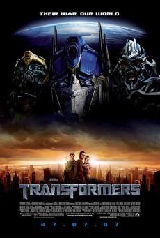 Transformers 1 (2007) ทรานส์ฟอร์มเมอร์ส 1 มหาวิบัติจักรกลสังหารถล่มจักรวาล