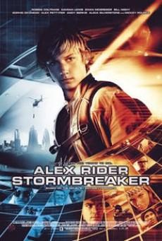 Alex Rider Operation Stormbreaker สตอร์มเบรกเกอร์ ยอดจารชนดับแผนล้างโลก