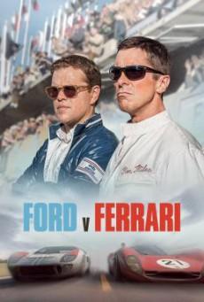 Ford v Ferrari ใหญ่ชนยักษ์ ซิ่งทะลุไมล์