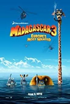 Madagascar 3: Europe's Most Wanted มาดากัสการ์ 3 ข้ามป่าไปซ่าส์ยุโรป