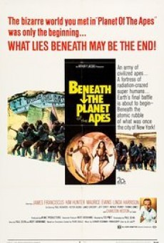 Beneath the Planet of the Apes ผจญภัยพิภพวานร