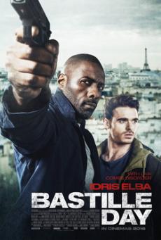 Bastille Day (2016) ดับเบิ้ลระห่ำ ดับเบิ้ลระอุ